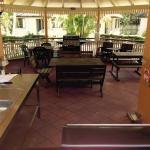 Sunseeker Motel BBQ Area