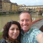 Happy in Italy!