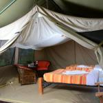 Camps view inside