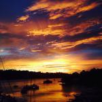 Seraphine sunset