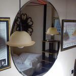 specchiera lato letto