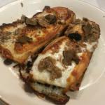 Il Crostone pecorino e tartufo
