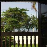 Vista da sacada  - Hotel Pousada Beira-Mar  |