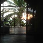 Sunrise - view from bed