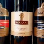 Georgian Wines from Mimino's Restaurant