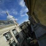 Vue sur le toit des Galeries Lafayette