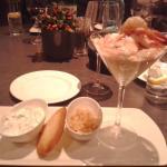 Devonshire Crab & Prawn cocktail