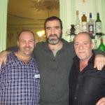 Monsieur Eric Cantona footballeur international et acteur