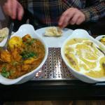 Bombay chicken and lamb pasanda