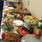 Diwali buffet