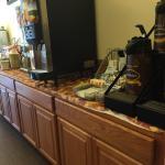 Breakfast Bar in front lobby