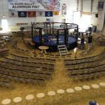 Leinie Lodge hosting an MMA event