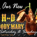 New HD Bloody Mary's with 27 ingredients... and counting