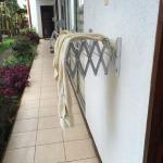 Communal Towel Rack :(