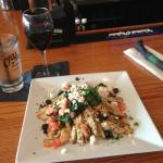 """My lunch """"Mediterranean"""" chicken /not bad"""