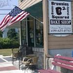Our Front Entrance is on Main Street in downtown Mays Landing