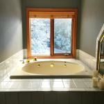 Bathtub in Red Mountain Room