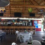Inside bar.