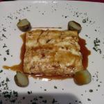 Goat cheese tapa