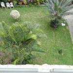 Vista do Jardim interno