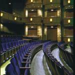 Interior of the Albert Theatre
