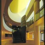 Interior lobby of the Goodman