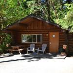 Rustic Cottage Exterior