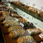 An array of freshly baked yummy treats