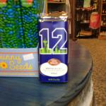 Honeywood Winery Tasting Room honoring the 12th man