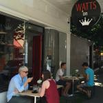 Watts on Crown - food and friendliness galore!