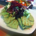 Cojita salad