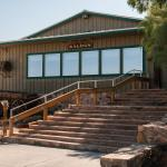Badwater Saloon at Stovepipe Wells