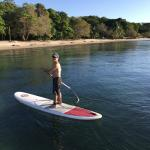 A little paddle board