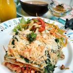 MIERCOLES DE PASTA / Lasañas, pasta corta sin gluten, ravioli, tortellini