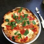 one of our best pizzas plain and simple