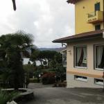 La Bussola otelin önden görünüşü