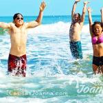 Having Fun at Playa Negra