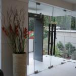 Nice lobby entrance