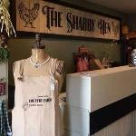 The Shabby Hen