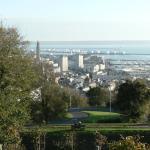 Le Havre vue des Jardins Suspendus