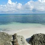 vista desde arriba playa guardalavaca