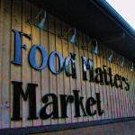Food Matters Market Sign