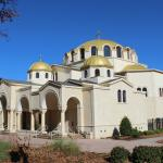 Holy Trinity Greek Orthodox Church, Columbia, SC Dec 2014