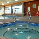 Heated Saltwater Pool and Hot Tub