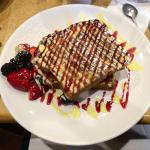 Berry bliss signature French toast