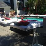 Cabanas and Daybeds for rent