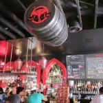 "the bar - ""magic keg"""