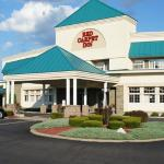 Red Carpet Inn Albany NY, Front view