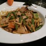 Spicy pork is awesome