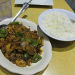 Cashew Chicken--delicious!